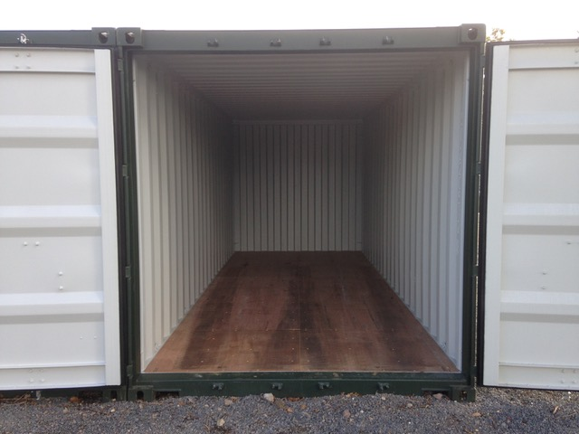 Large Container Unit at Barnham Broom